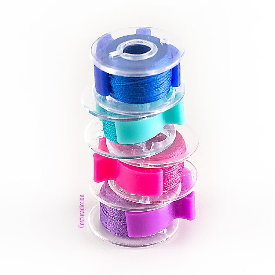 Imagen del producto: 10 abrazaderas de goma para canillas