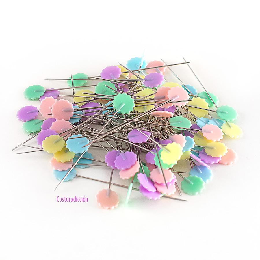 Imagen del producto: Caja de 100 alfileres