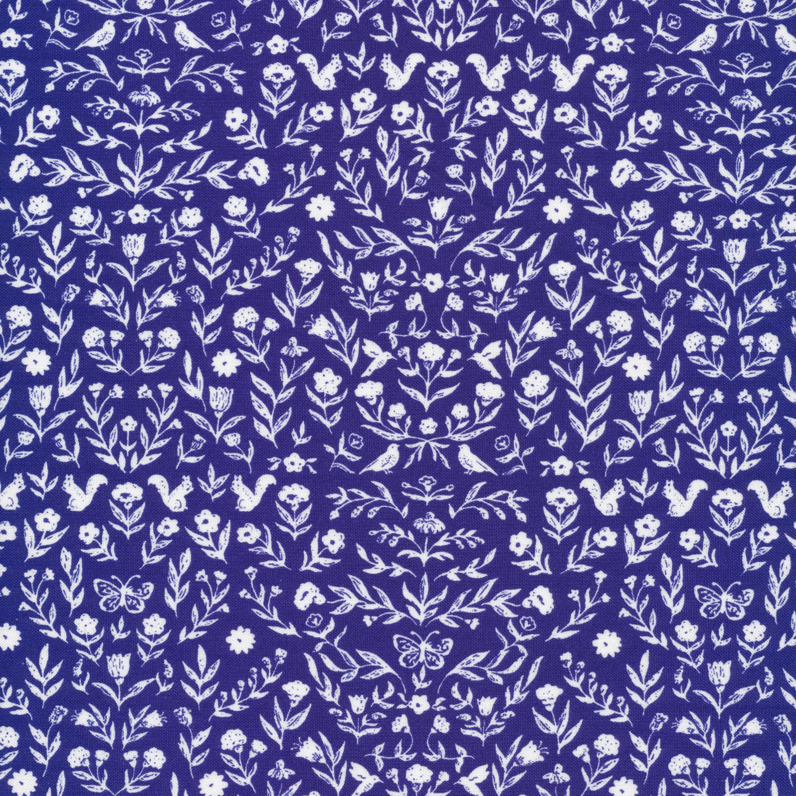 """Imagen del producto: Tela Cloud9 """"Perennial 226992"""", algodón - 50 x 55 cm"""