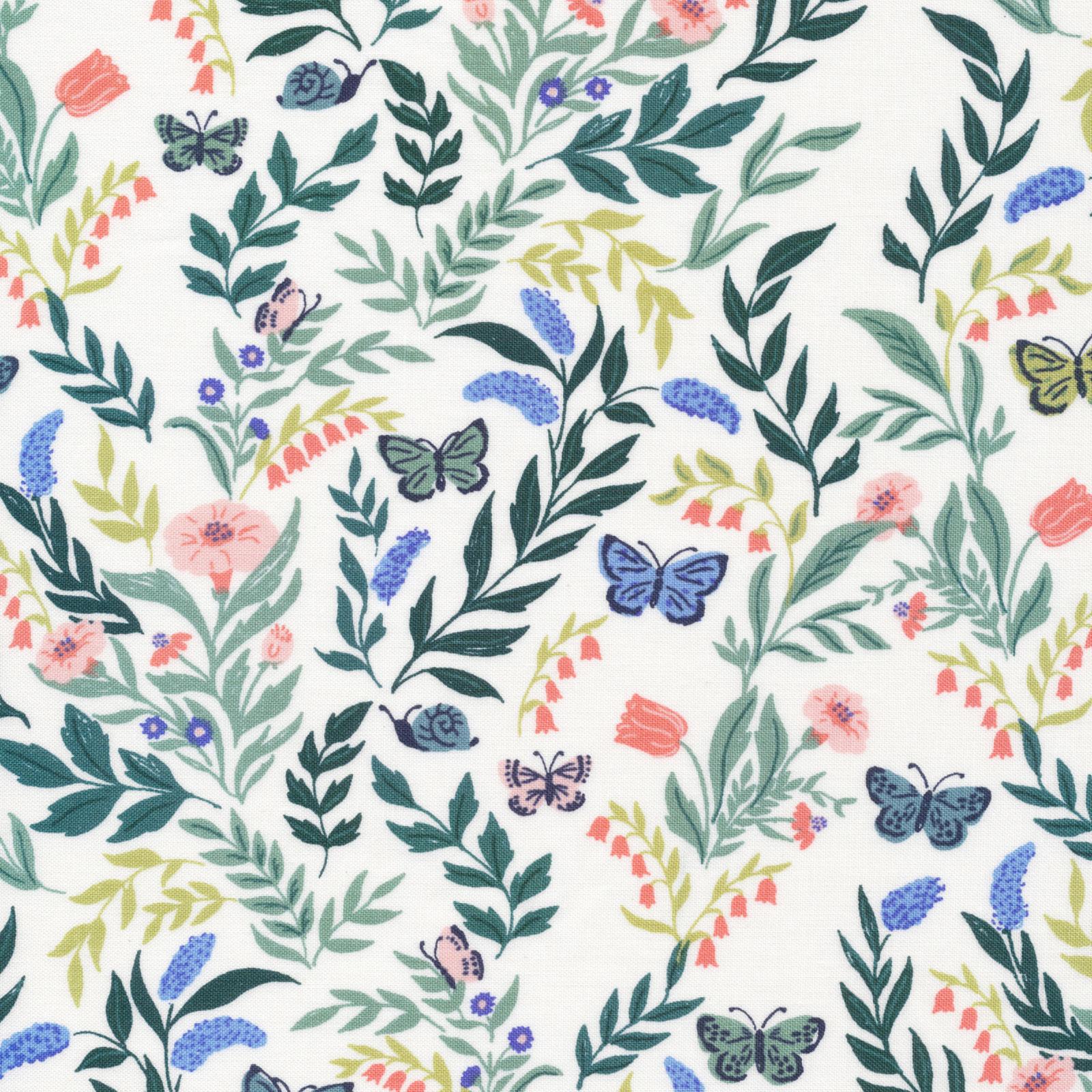 """Imagen del producto: Tela Cloud9 """"Perennial 226991"""", algodón - 50 x 55 cm"""