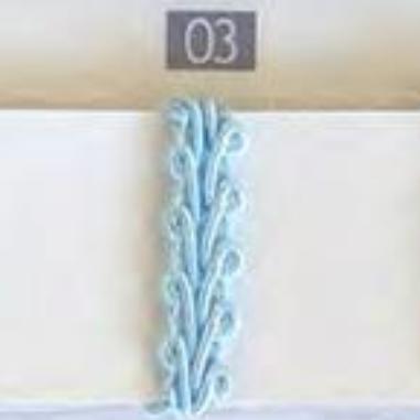 Imagen del producto: Galón 003 azul claro - 1 m