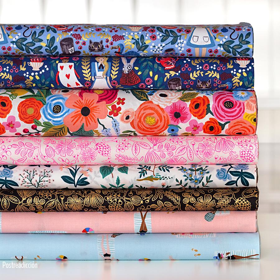 Imagen de producto: https://tienda.costuradiccion.com/img/articulos/secundarias13488-tela-rifle-paper-primavera-moxie-floral-rosa-neon-algodon-media-yarda-6.jpg