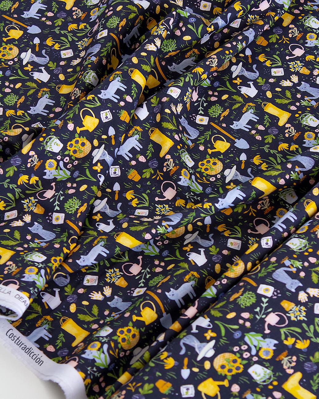 Imagen de producto: https://tienda.costuradiccion.com/img/articulos/secundarias14520-tela-dear-stella-meant-to-bee-jardin-algodon-medio-metro-2.jpg
