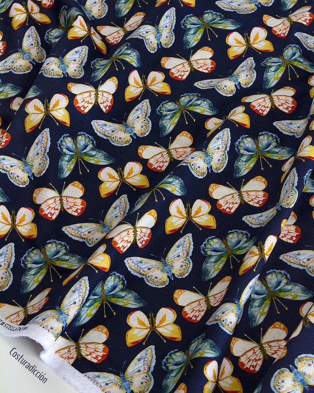 Imagen de producto: https://tienda.costuradiccion.com/img/articulos/secundarias14521-tela-dear-stella-meant-to-bee-mariposas-algodon-medio-metro-2.jpg