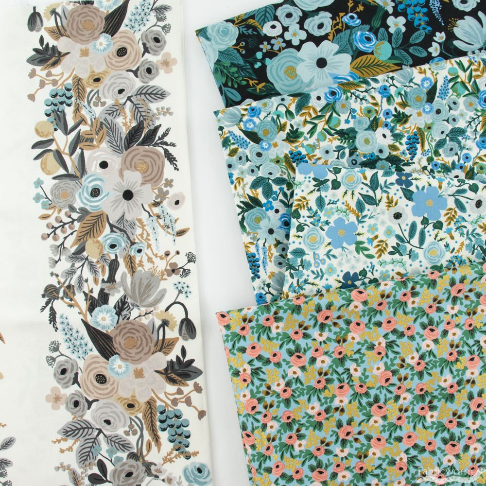 Imagen de producto: https://tienda.costuradiccion.com/img/articulos/secundarias14543-tela-rifle-paper-garden-party-chambray-azul-con-metalizado-algodon-50-x-55-cm-3.jpg